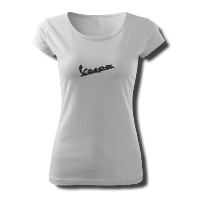 Tričko dámské s potiskem VESPA